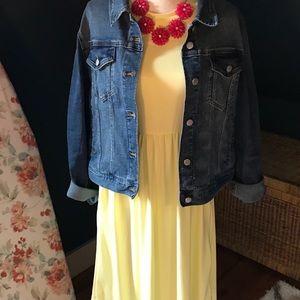 Reborn J Yellow Dress!